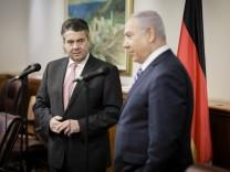 Deutscher Außenminister in Jerusalem