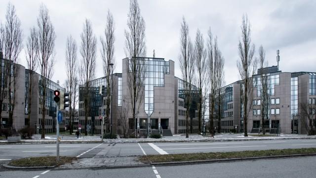 Pläne Boardinghaus Unterföhring, Gewerbegebäude Oktavian, Münchner Straße Ecke Feringastraße