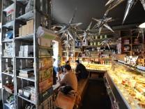 """""""Aroma"""" Kaffeebar in München, 2018"""