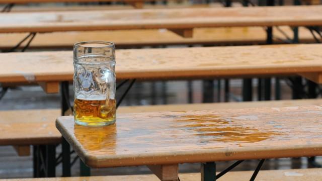 Der Bier-Absatz ist in Deutschland 2017 im Vergleich zum Vorjahr gefallen