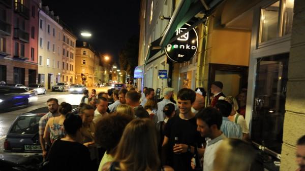 """Benko Bar"" in München, 2016"