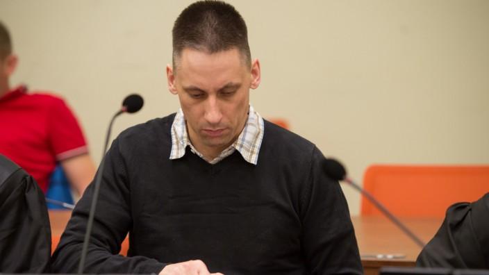 Angeklagter Ralf Wohlleben im NSU-Prozess