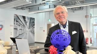 Krailling Eos Firmengründer Hans Langer