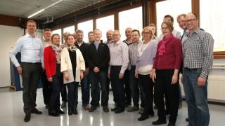 Das Team der EOS-Tochter AMCM