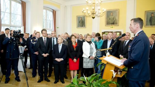 Bruck: FLIEGERHORST / Neujahrsempfang der Bundeswehr