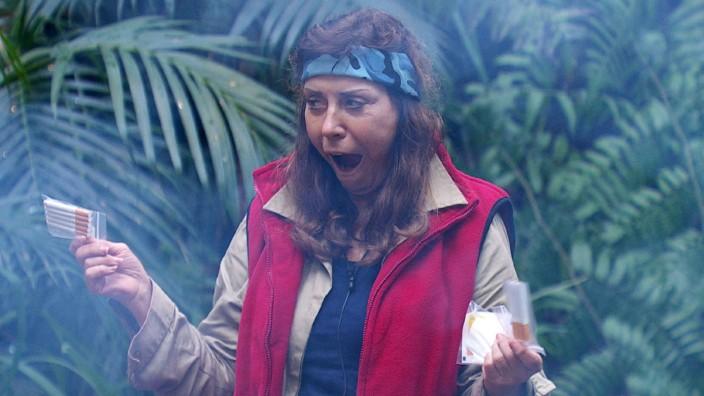 Tina York, Dschungelcamp, RTL