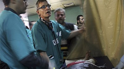Zivilopfer im Gaza-Streifen