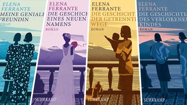 Literatur Literatur-Sensation Elena Ferrante
