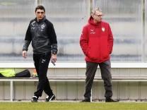 VfB Stuttgart Training Deutschland Stuttgart 30 01 2018 Fussball Bundesliga Saison 2017 2018 V