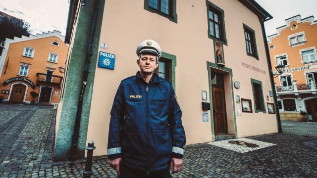 Polizei Sicherheit