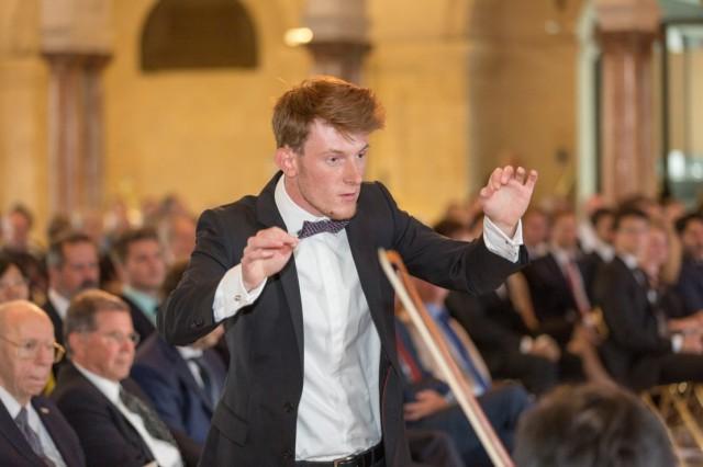 Maximilian Leinekugel, Dirigent aus Vaterstetten
