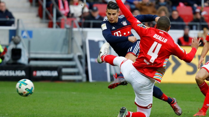 Bundesliga - 1.FSV Mainz 05 vs Bayern Munich