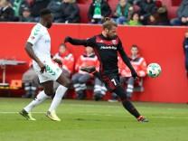 2 Bundesliga Fußball FC Ingolstadt 04 SpVgg Greuther Fürth Patrick Ebert 7 FCI 2 BL F