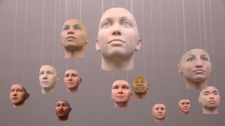 Possible Chelsea Manning Faces Installation At Transmediale Show