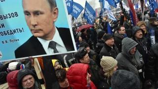 Wladimir Putin Präsidentschaftswahl in Russland