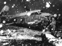 Beim Flugzeugabsturz von München-Riem kamen 23 Menschen ums Leben