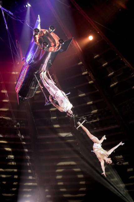 zweite Winter-Premiere im Circus-Krone