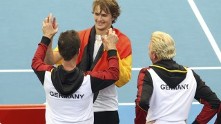 Tennis Davis Cup in Australien