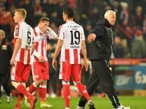 Fussball Herren Saison 2017 2018 2 Bundesliga 20 Spieltag 1 FC Union Berlin 1 FC Nürnber