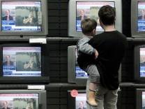 Berichterstattung über Anschlag im Fernsehen