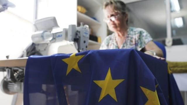 """Politik Europäische Union """"In Armut kann keine Demokratie gedeihen"""""""