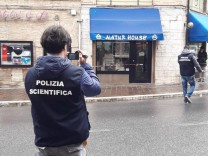 Nach Schüssen auf Ausländer in Macerata