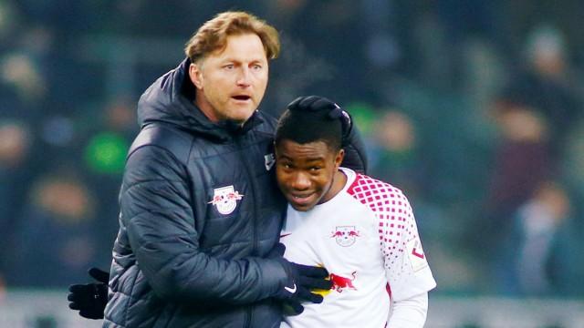 Bundesliga - Borussia Moenchengladbach vs RB Leipzig