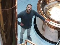 Florian Lechner ist einer der beiden Paulaner-Wirte vom neuen Nockherberg