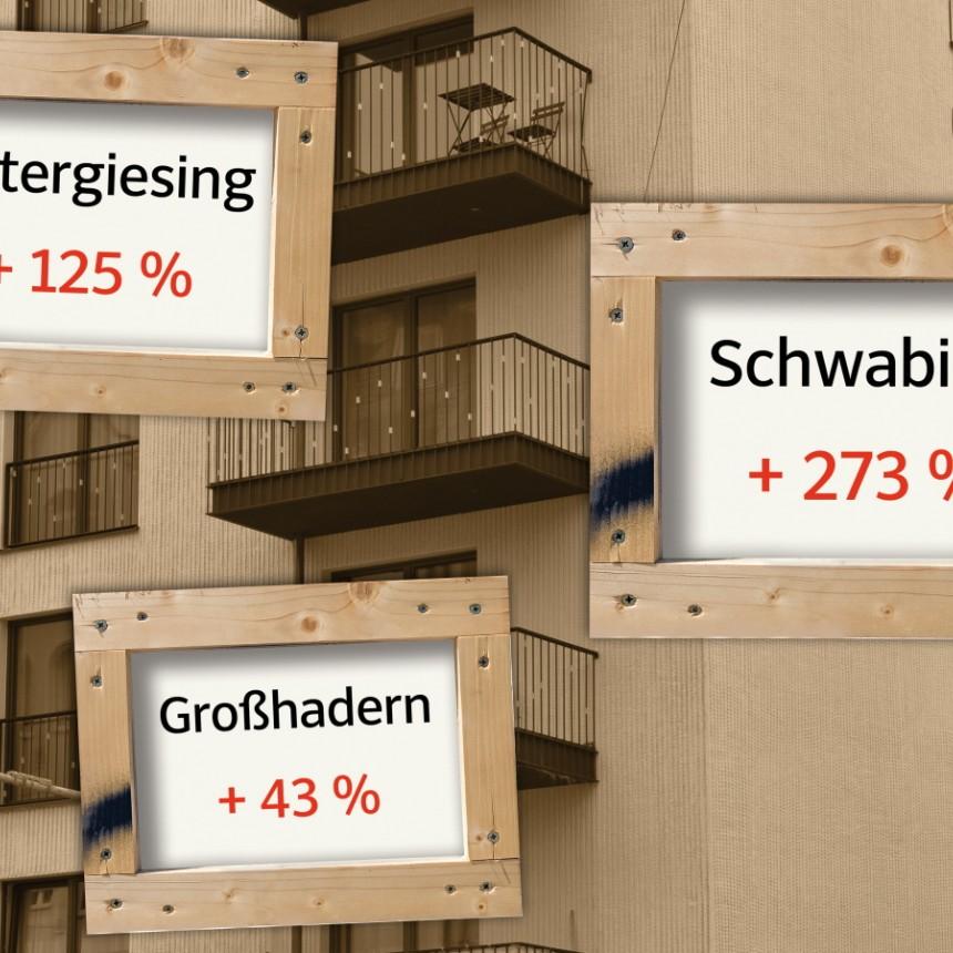 Wärmedämmung München münchen heute absurde mietsteigerungen pfleger soll patientin