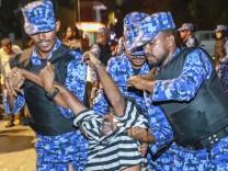Neues Verfahren für verurteilten Ex-Präsidenten der Malediven
