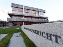 Das Bundesverfassungsgericht prüft, ob der SPD-Mitgliederentscheid zulässig ist.