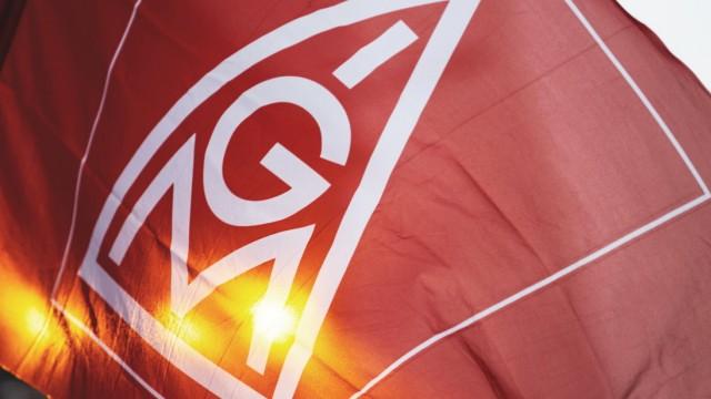 24 Stunden-Warnstreik der IG Metall