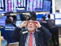 Finanzmärkte in Panik