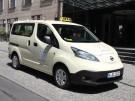 Nissan e-NV200 Taxi Front Seite Standbild 2