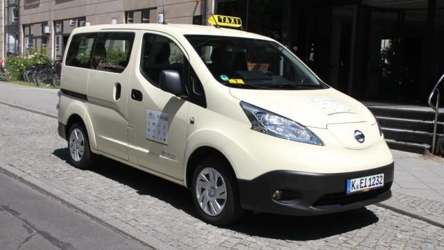 Elektroauto als Taxi? Das funktioniert - Auto & Mobil - Süddeutsche.de