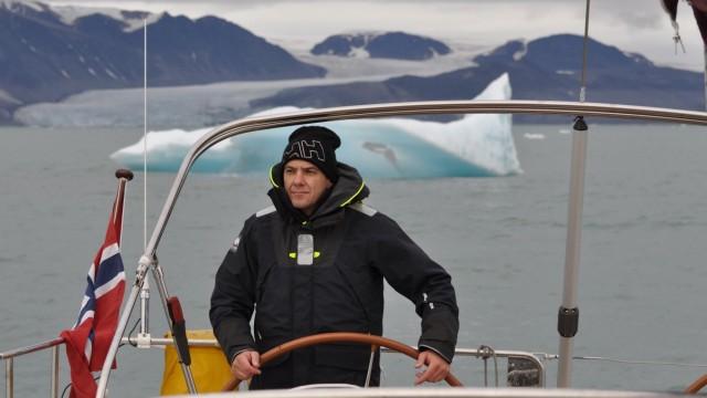 Segler Jochen Werne will in die Antarktis