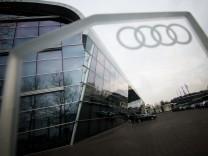 Audi-Forum in Neckarsulm