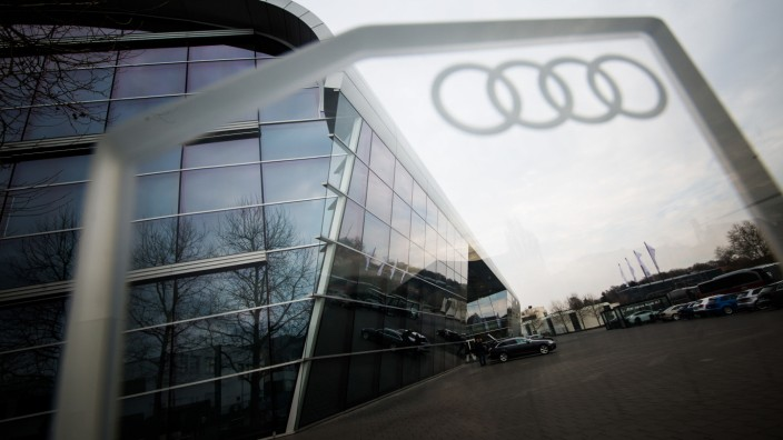 Audi-Forum in Neckarsulm
