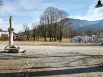 Bad Heilbrunn Neugestaltung Ortsmitte