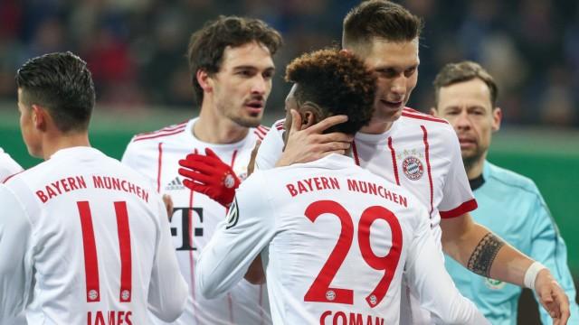 SC Paderborn - FC Bayern München