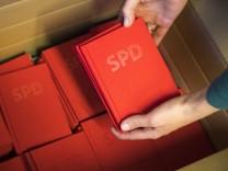 SPD-Mitgliedschaft