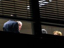 Die Koalitionsverhandlungen von Union und SPD gehen auch am Mittwoch weiter.