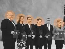 Bundespräsident Steinmeier entlässt Bundeskabinett