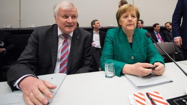 Koalitionsverhandlungen von Union und SPD
