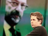 SPD: Juso-Chef Kevin Kühnert zeigt sich fassungslos über die Personaldebatte um Martin Schulz und Andrea Nahles.