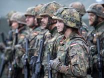 Bundeswehr soll für Nato neues Hauptquartier aufbauen