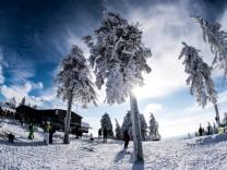 Winterwetter im Harz
