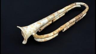 Pressematerial zur Sonderausstellung Archaeomusica, Archäologisches Landesmuseum Brandenburg