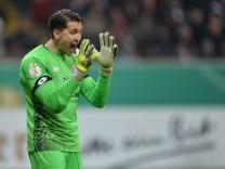 Bilder des Tages SPORT Fußball DFB Pokal Viertelfinale Eintracht Frankfurt 1 FSV Mainz 05 am 07