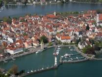 Luftaufnahme Lindau